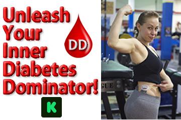 Diabetes Book Unleash Your Inner Diabetes Dominator Kickstarter