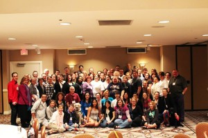 Diabetes UnConference Group Picture