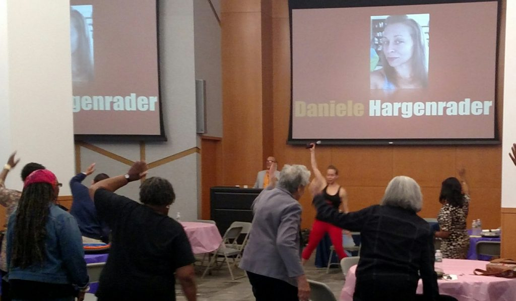 Daniele Hargenrader Diabetes Speaker